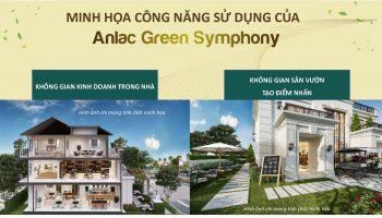 Biệt thự kinh doanh An Lạc Green Symphony
